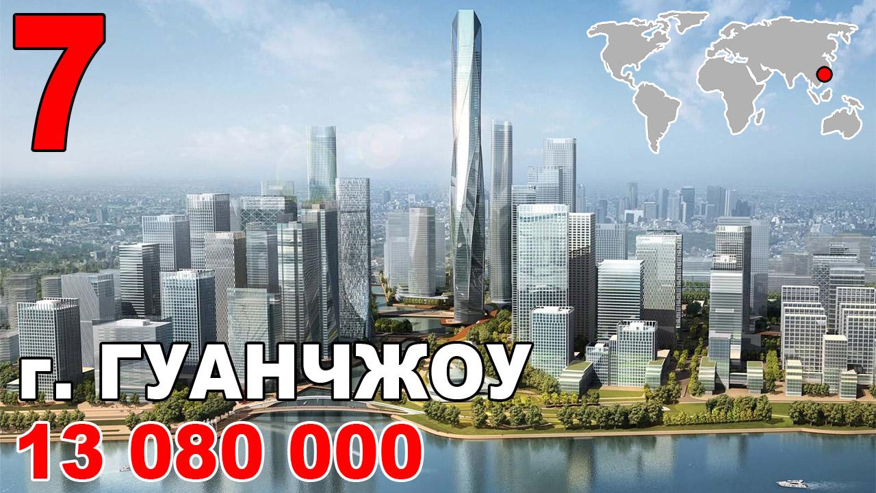 Опорные российские мегаполисы